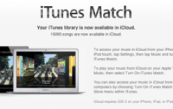 How Does iTunes Match Work?
