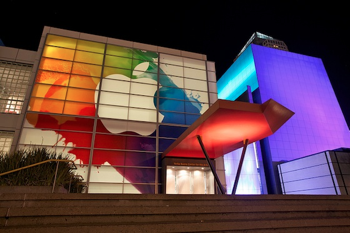apple event in San Francisco